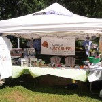 Our Booth at SweetWater 420 Fest (2012)