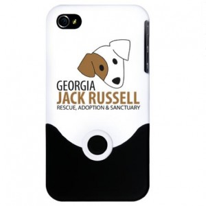 Jack Russell iPhone iPad Cases