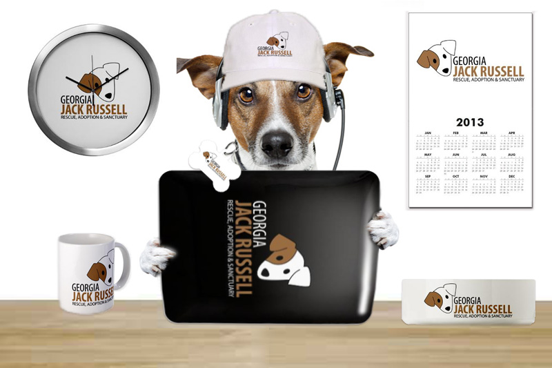 Georgia Jack Russell Rescue CafePress Shop
