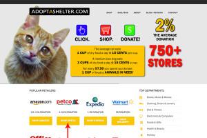 Adopt a Shelter - Shop