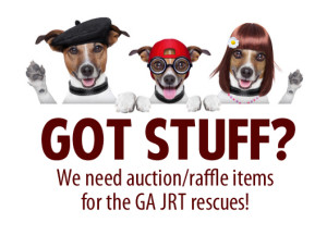 Auction Raffle Items Needed