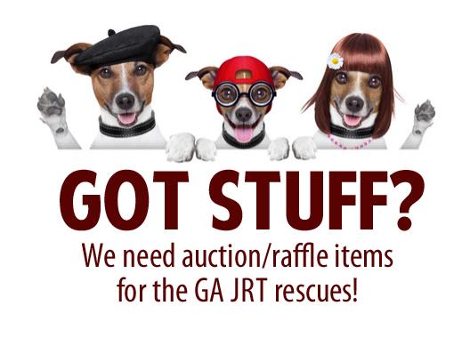 Auction Raffle Items Needed