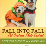 Fall into Fall Pet Costume Photo Contest