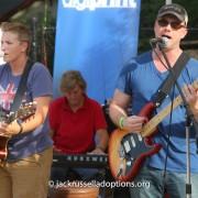 Morgan Rowe Band rockin' the house!