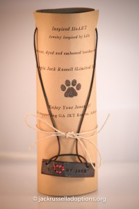 GA JRT Leather Jewelry Series by Lisa Tedeschi