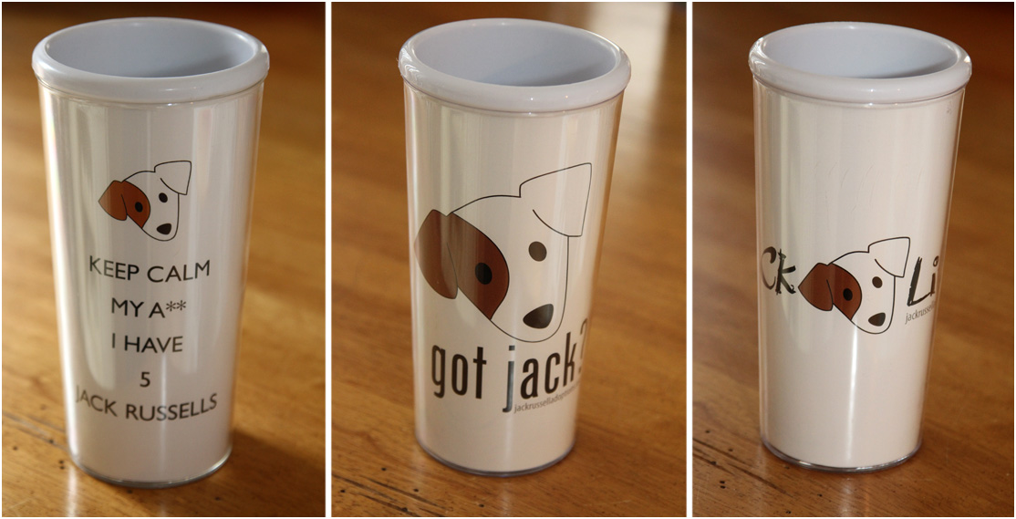 Jack Russell Rescue Cups