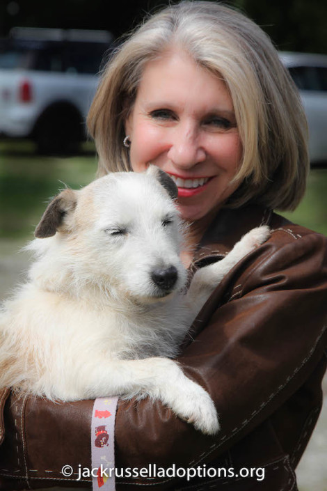 Jane Turner, founder of Dogly, was positively beautiful. All of the dogs, including Elanor, loved her as much as we did.