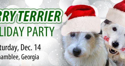 Merry Terrier Holiday Event