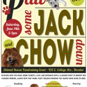 2nd Annual Paw Over Some Jack and Chow Down
