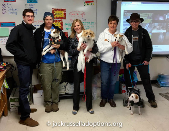 Morgan, Kim and Bonnie and our adoption coordinators, Mike and Lily (who arranged today's visit). Thanks, Lily!