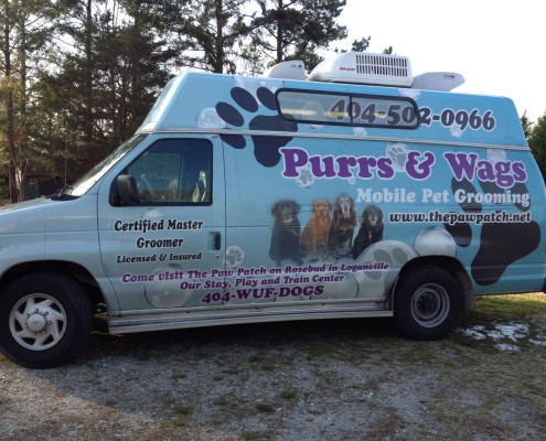 Purrs & Wags, Inc/The Paw Patch