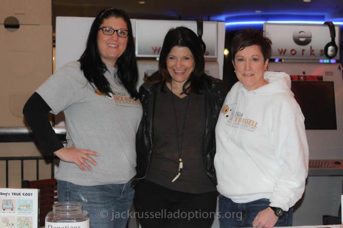 Team Russell with Mara Davis