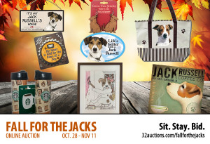 Fall for the Jacks Online Auction