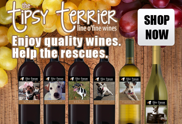 Enjoy quality wines. Help the rescues.