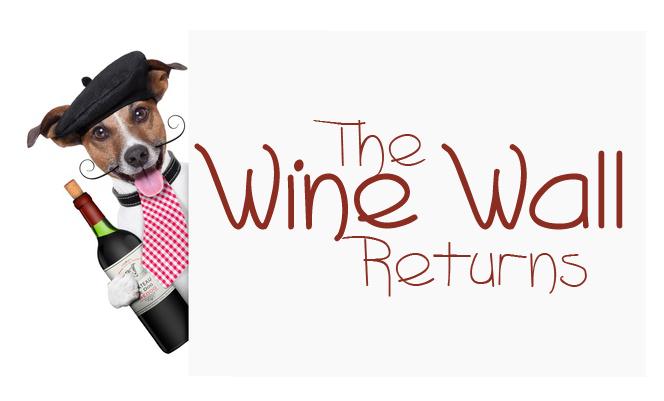 The Wine Wall Returns